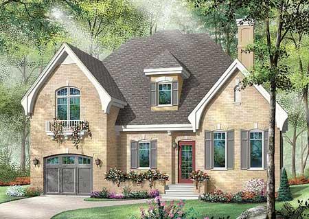 Проекты коттеджей проекты домов