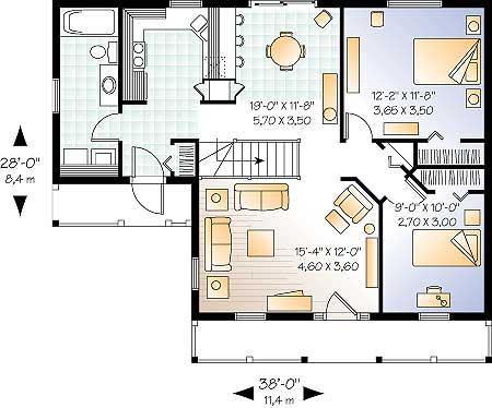 Чертежи домов коттеджей