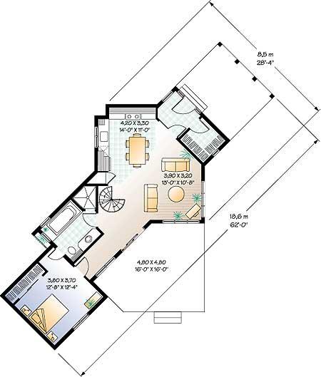 готовые чертежи домов и